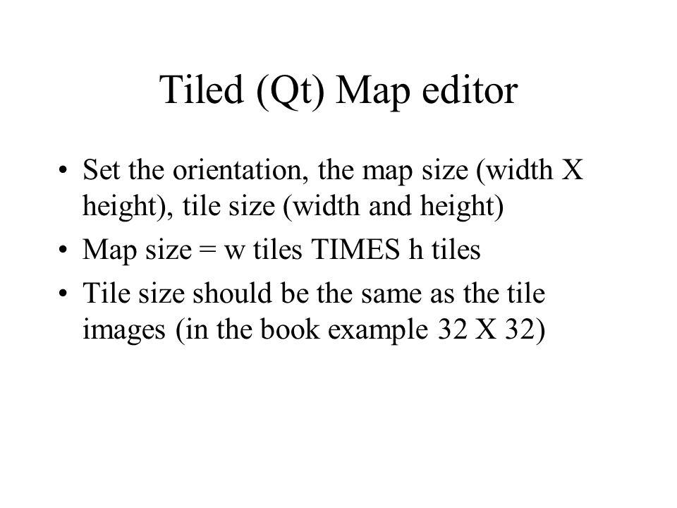 CCTMXLayer class If we have built the tilemap using several layers in Tiled, then we can use the method layerName of CCTMXTileMap to retrieve a particular layer, based on its name (the name we gave the layer in Tiled) layerNamed returns a CCTMXLayer