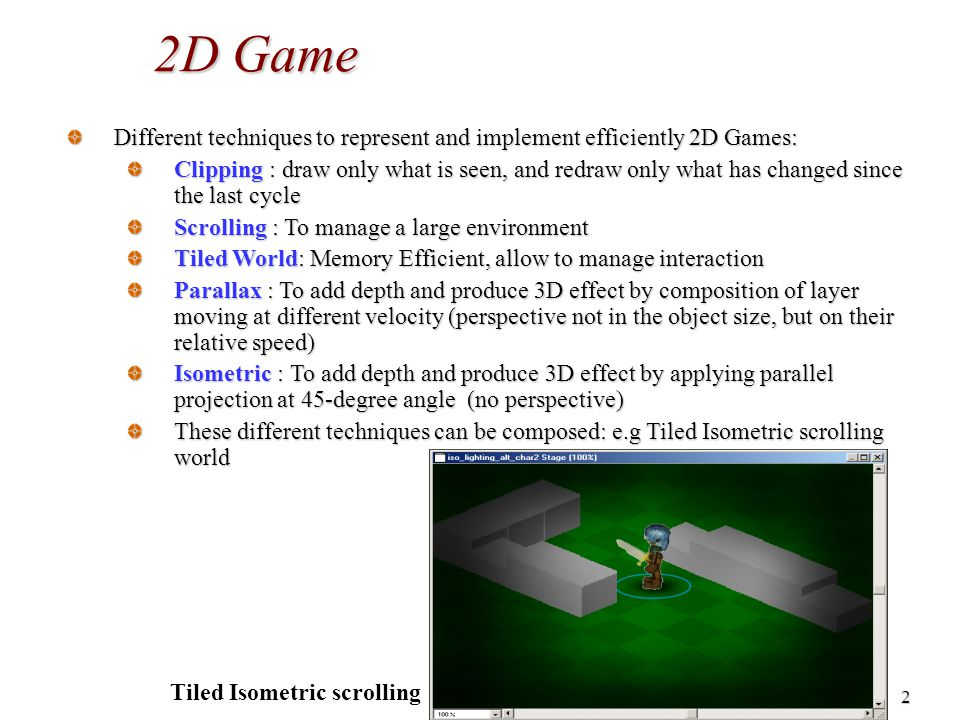 23 Collision Detection: Sprites Collision Detection: an Approximation Using the bounding box of a bitmap or sprite object for collision detection is a popular technique that gives good results most of the time and is orders of magnitude faster than BIOT Principle: Say we have two sprites and we wish to test if they have collided What we can do is represent them with their respective bounding boxes.