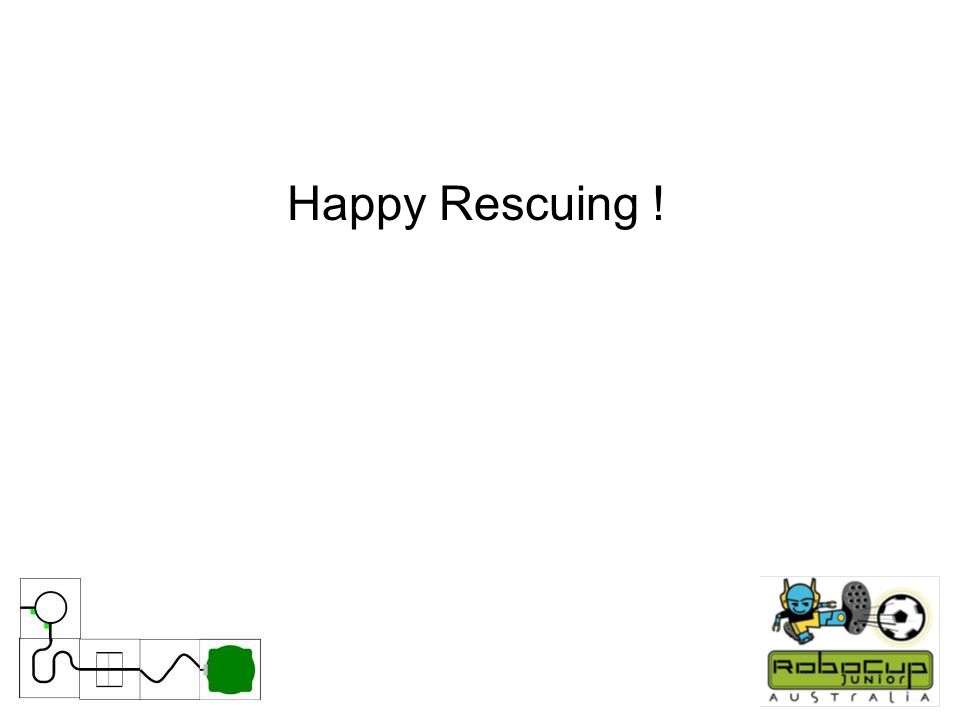 Happy Rescuing !