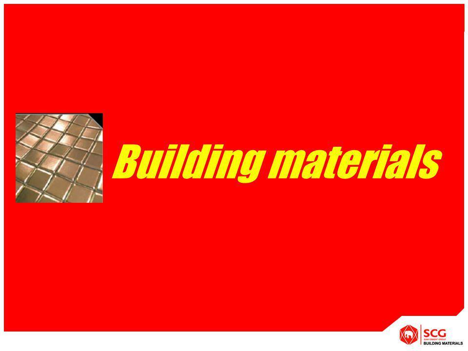 23 APPLICATION [System] Building materials