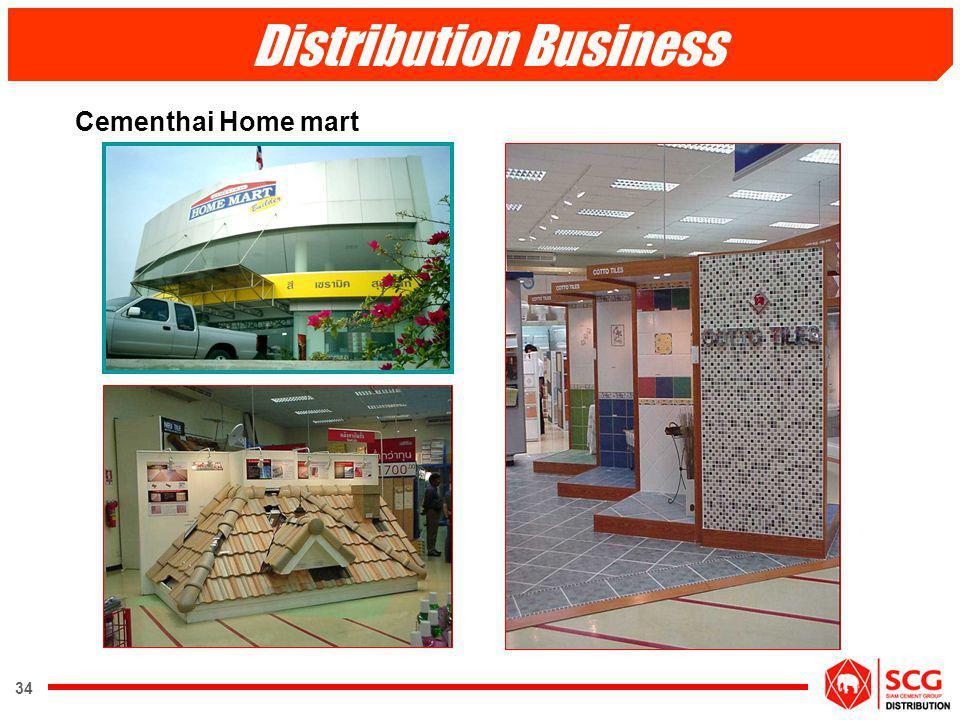 34 Cementhai Home mart Distribution Business