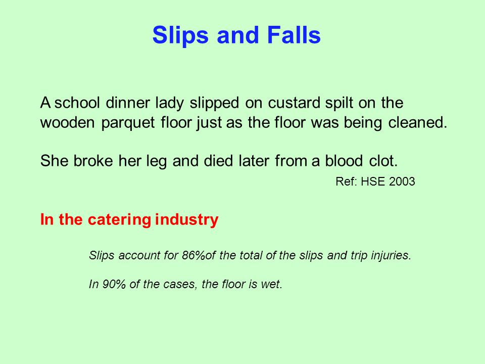 Slips and Falls It was originally designed to simulate the action of a swinging foot and to measure the skid resistance of roads.