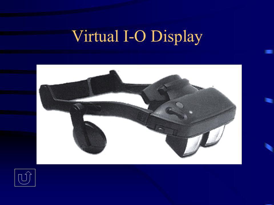 Virtual I-O Display