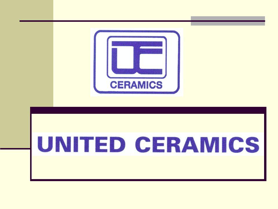 UNITED CERAMICS For 30 years, United Ceramics Corp.