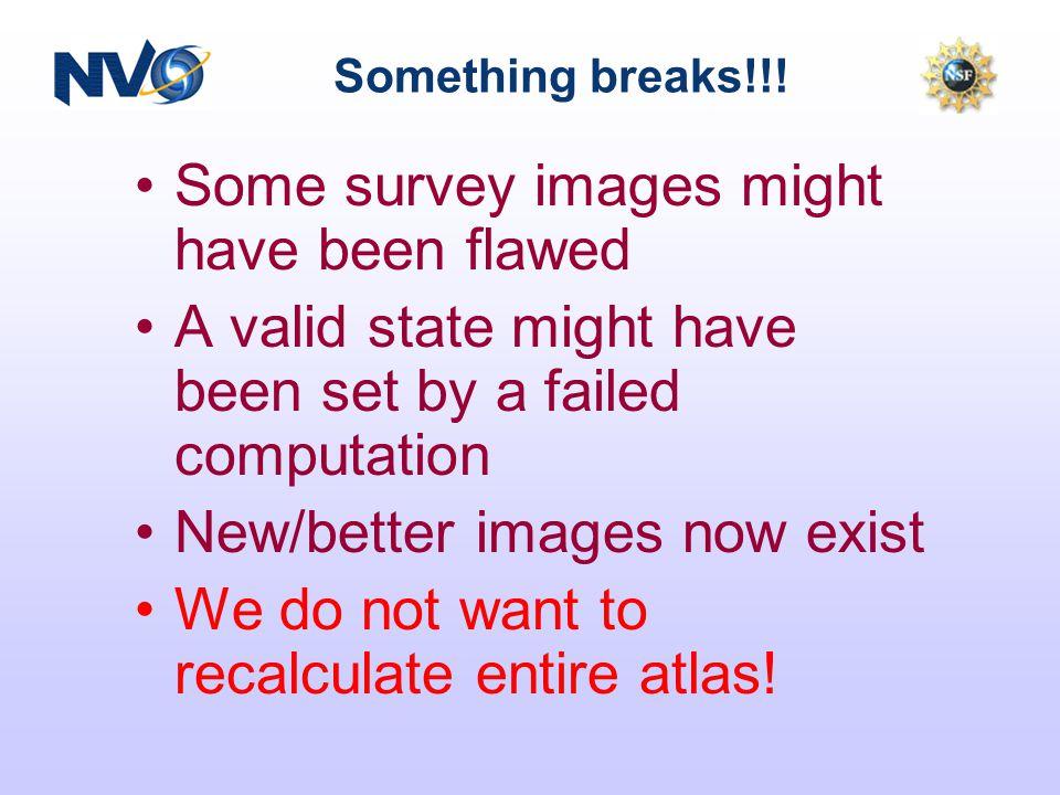 Something breaks!!.