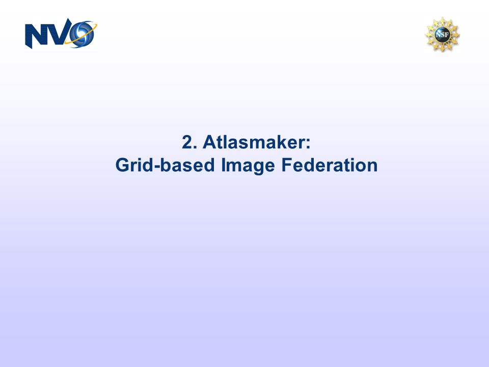 2. Atlasmaker: Grid-based Image Federation