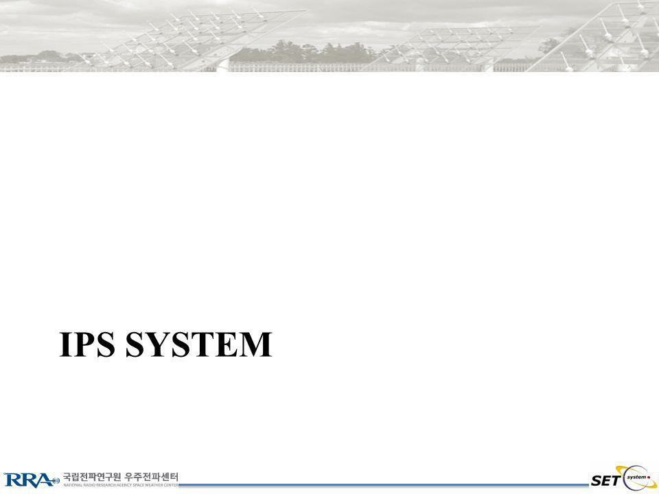 IPS SYSTEM