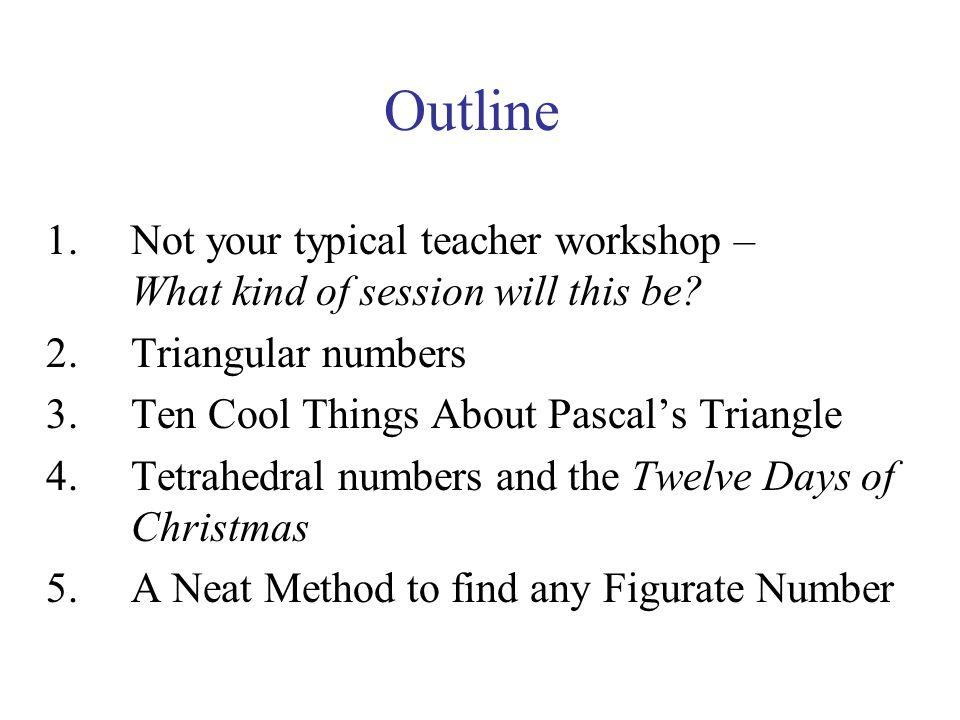 A-B A-C A-D A-E D-E B-C B-D B-E C-D C-E Why are the handshake numbers Triangular.