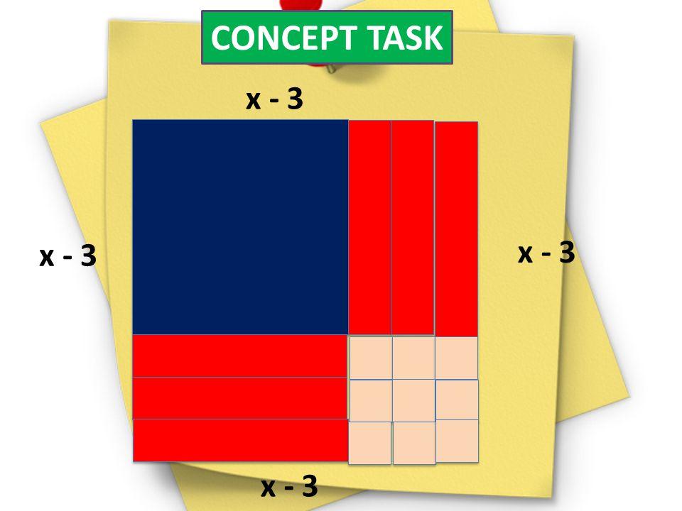 CONCEPT TASK x - 3