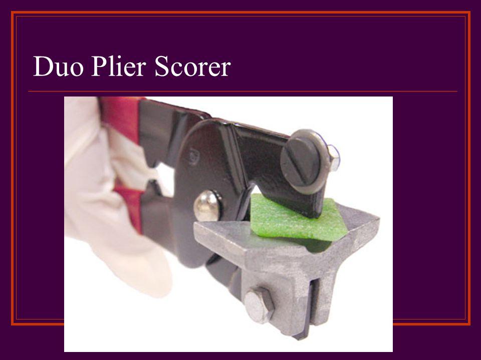 Duo Plier Scorer