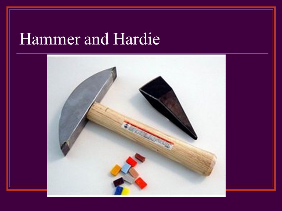 Hammer and Hardie