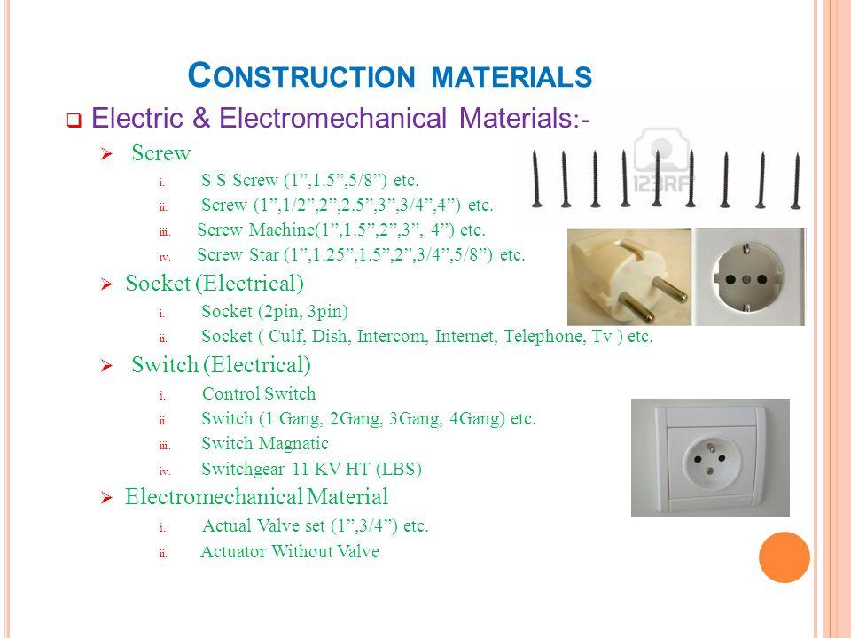 Plumbing & Sanitary Materials :- Fixture (Plumbing Sanitary) i.