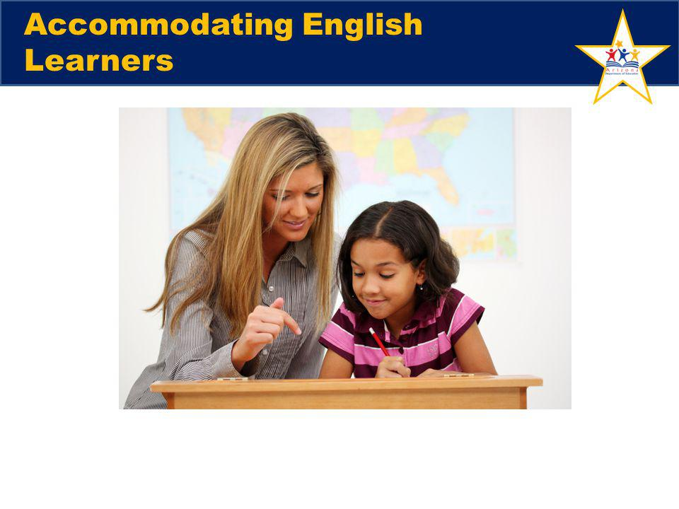 Accommodating English Learners
