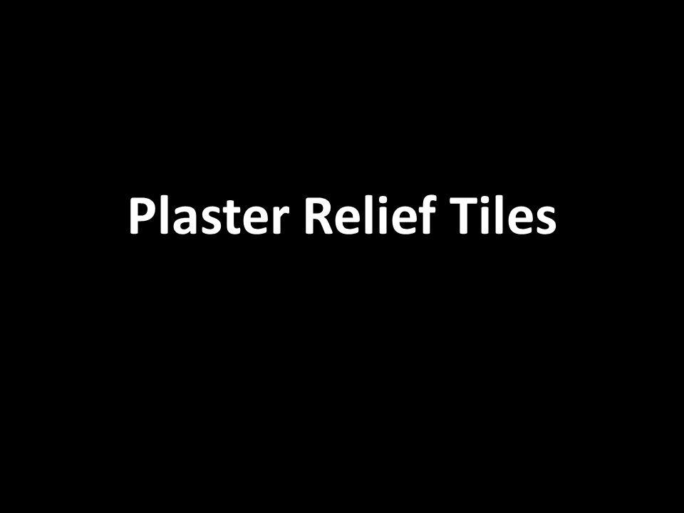 Relief : a method of molding, carving, or stamping in which the design stands out from the surface, to a greater (high relief) or lesser (bas-relief) extent.