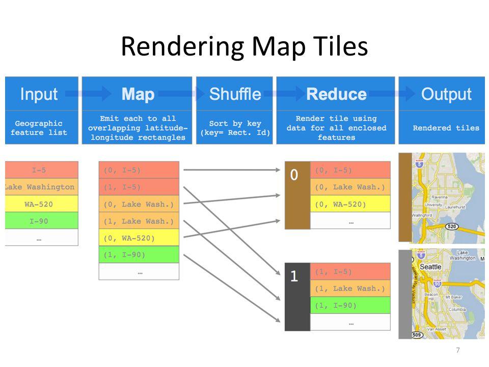 Rendering Map Tiles 7