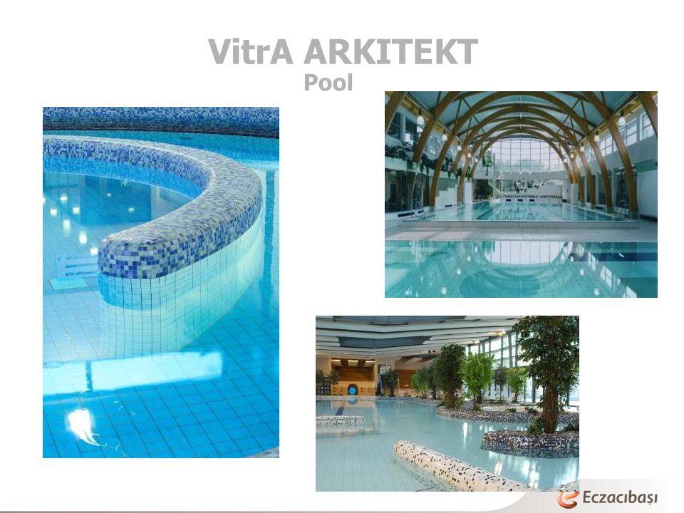 VitrA ARKITEKT Pool