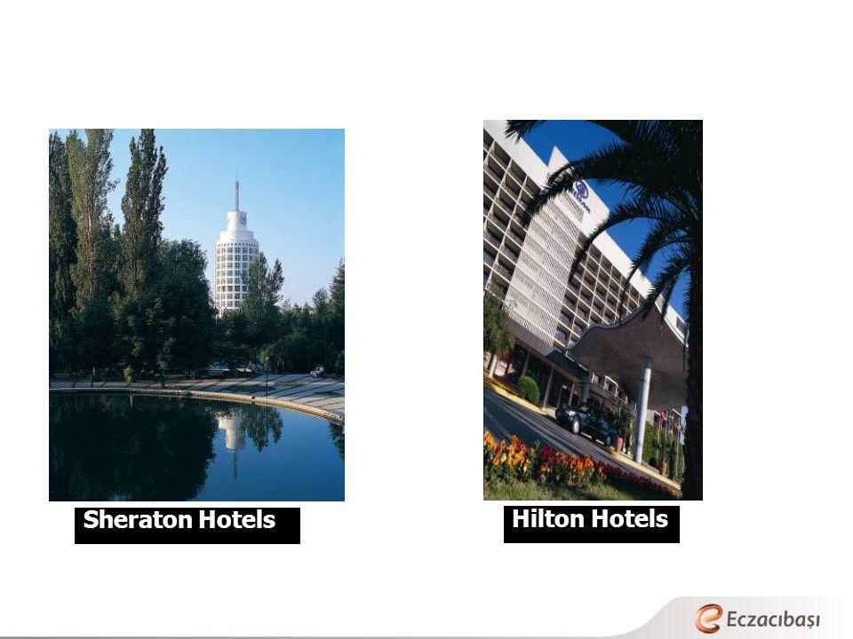 Sheraton Hotels Hilton Hotels