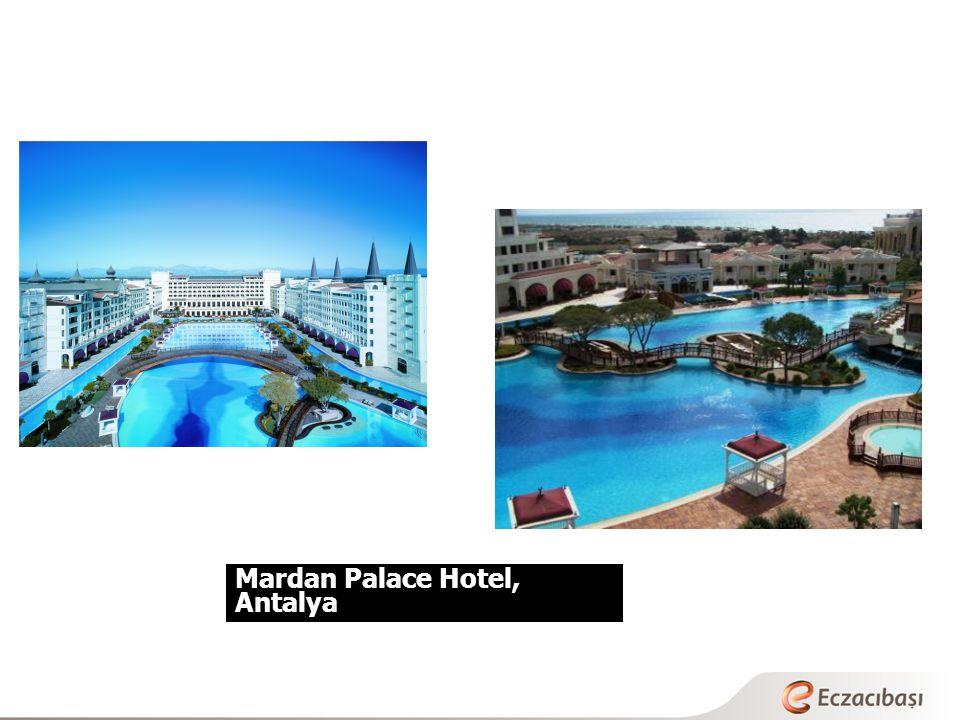 Mardan Palace Hotel, Antalya