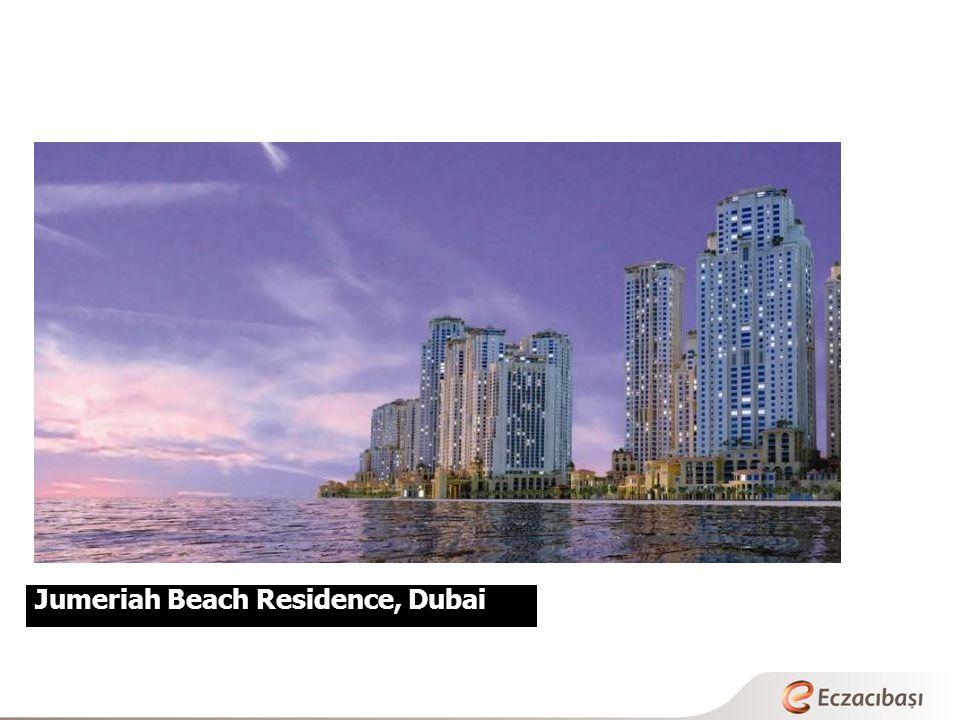 Jumeriah Beach Residence, Dubai