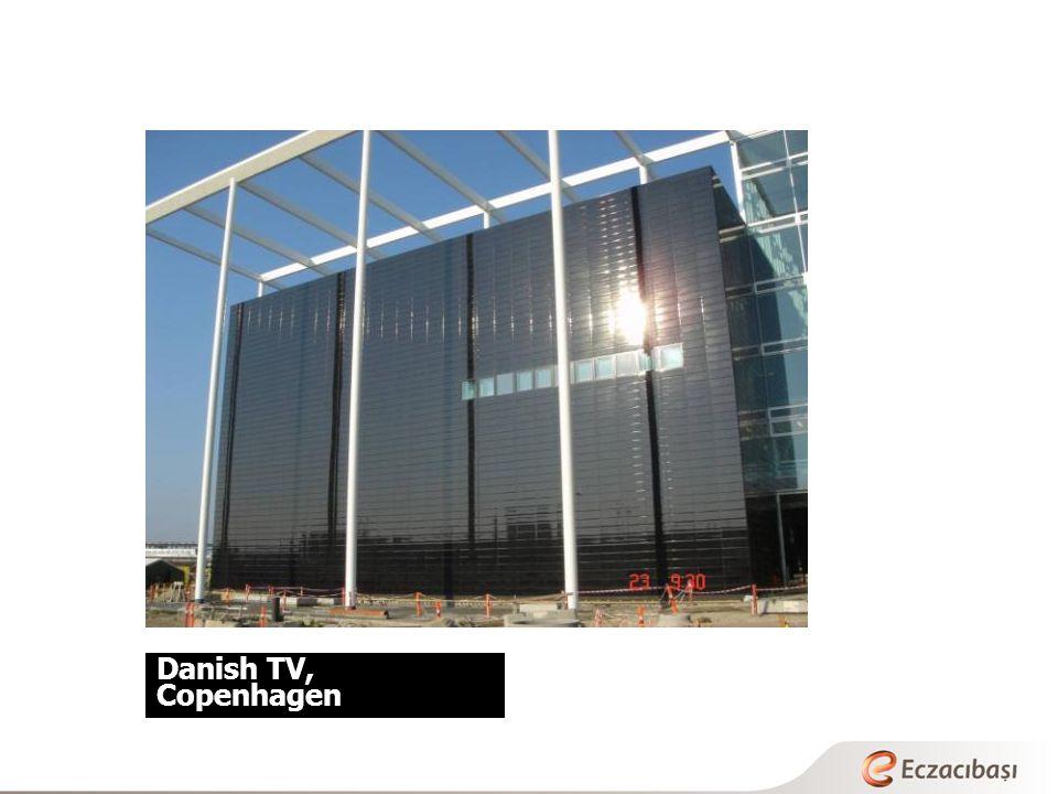 Danish TV, Copenhagen