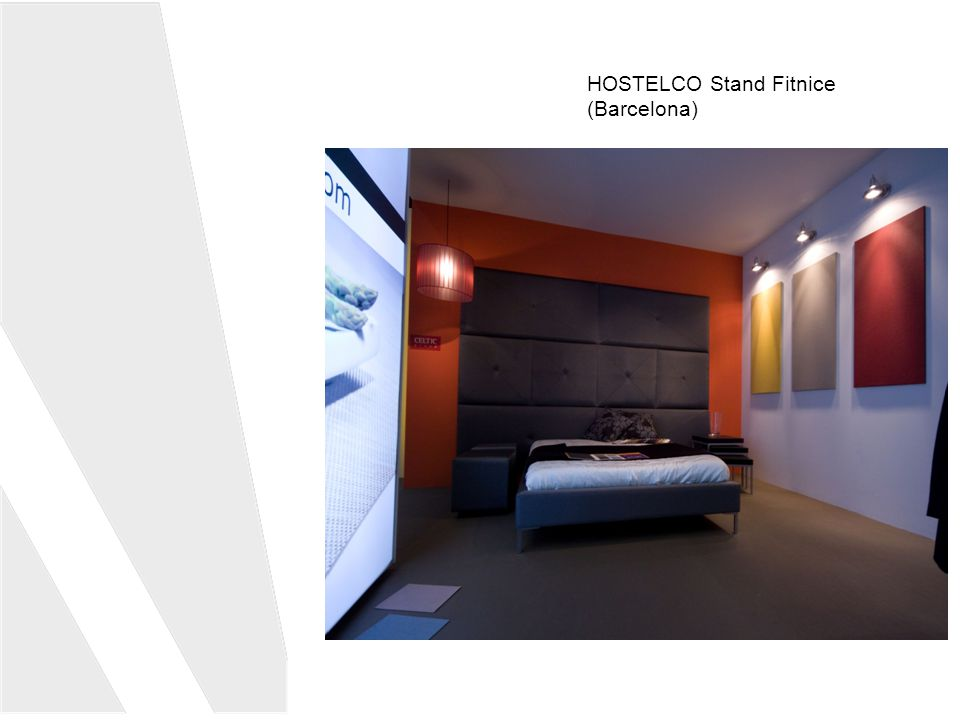 HOSTELCO Stand Fitnice (Barcelona)
