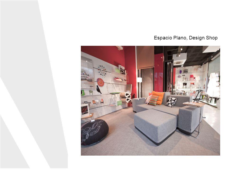 Espacio Plano, Design Shop