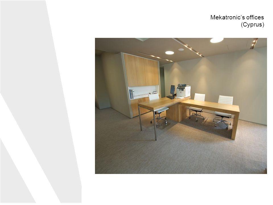 Mekatronics offices (Cyprus)