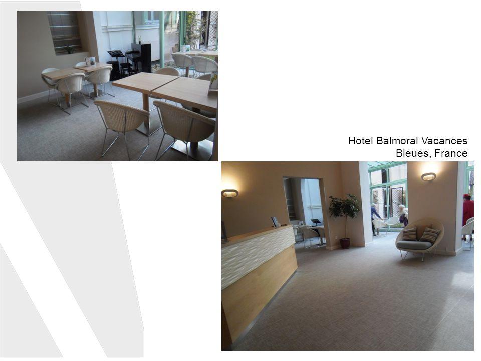 Hotel Balmoral Vacances Bleues, France