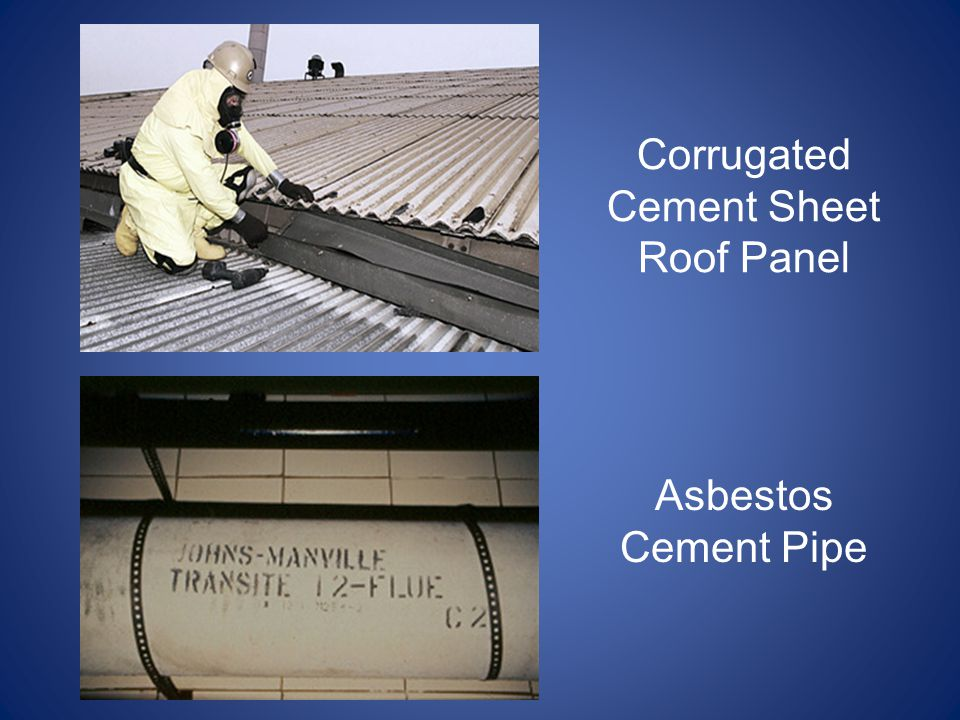 Corrugated Cement Sheet Roof Panel Asbestos Cement Pipe