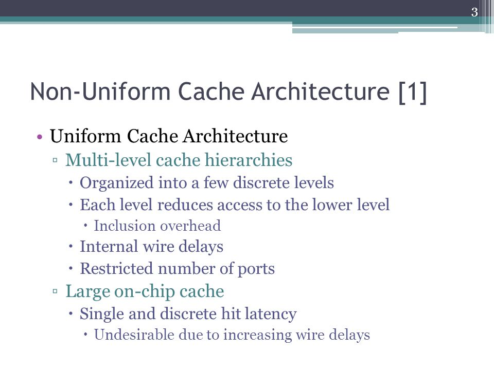 Implementation of directories in multicore architecture [4] DRAM (off-chip) directory with directory caches Private cache Directory is cached in each tile Do not need to access off-chip memory each time Non-coherent caches Home node for any given cache line Different range of memory address for each tile Directory controller in each tile Controls coherency between private caches 14