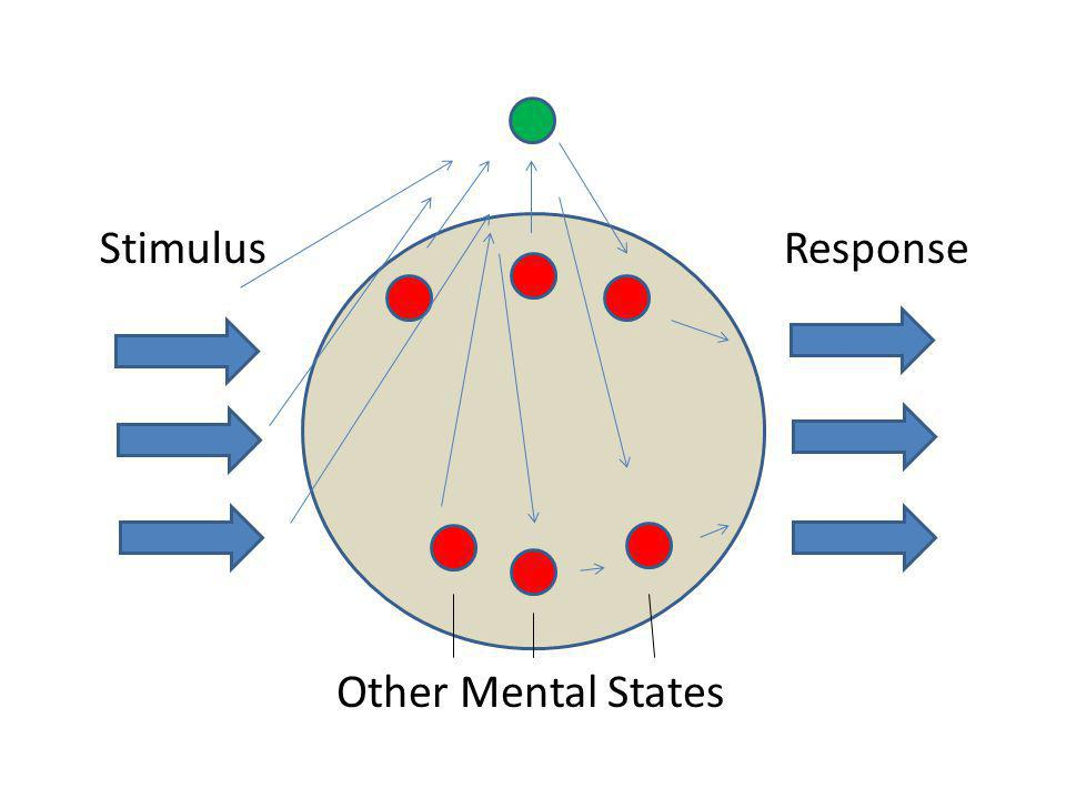 StimulusResponse Other Mental States