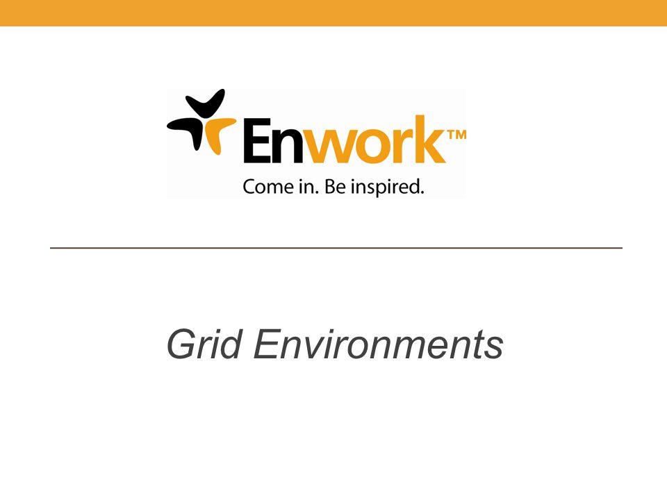 Grid Environments