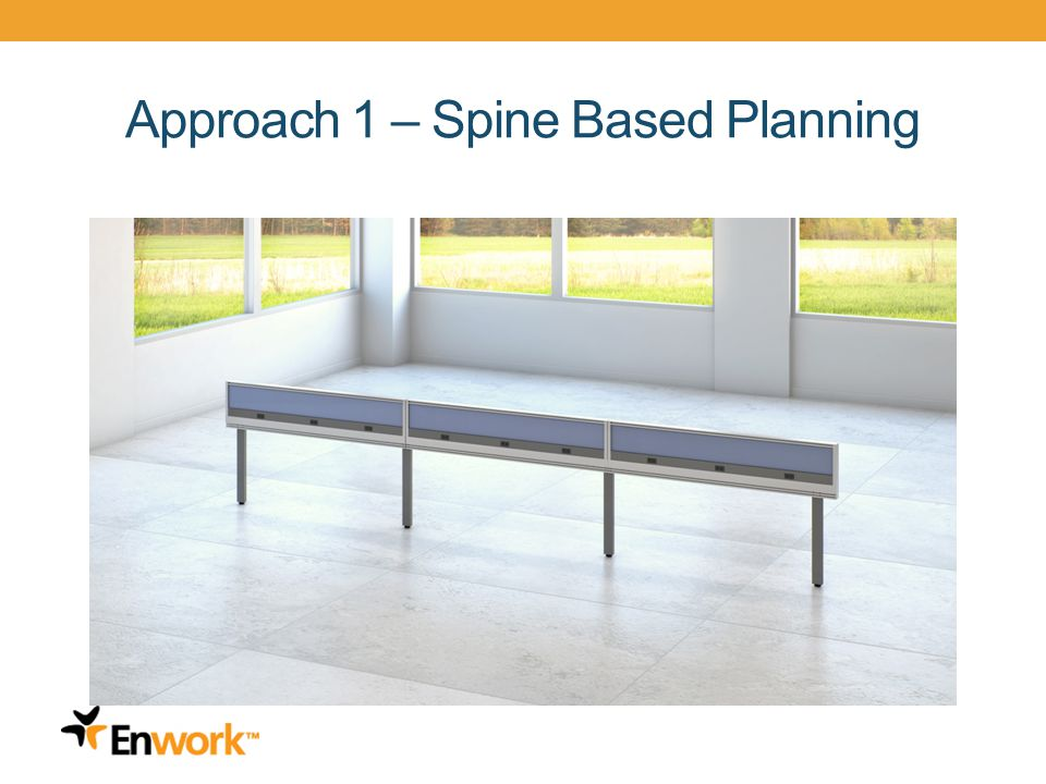 Approach 1 – Spine Based Planning 16