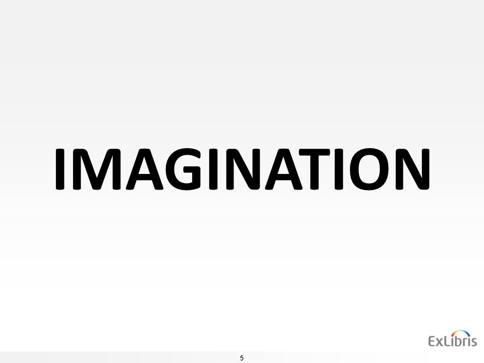 5 IMAGINATION