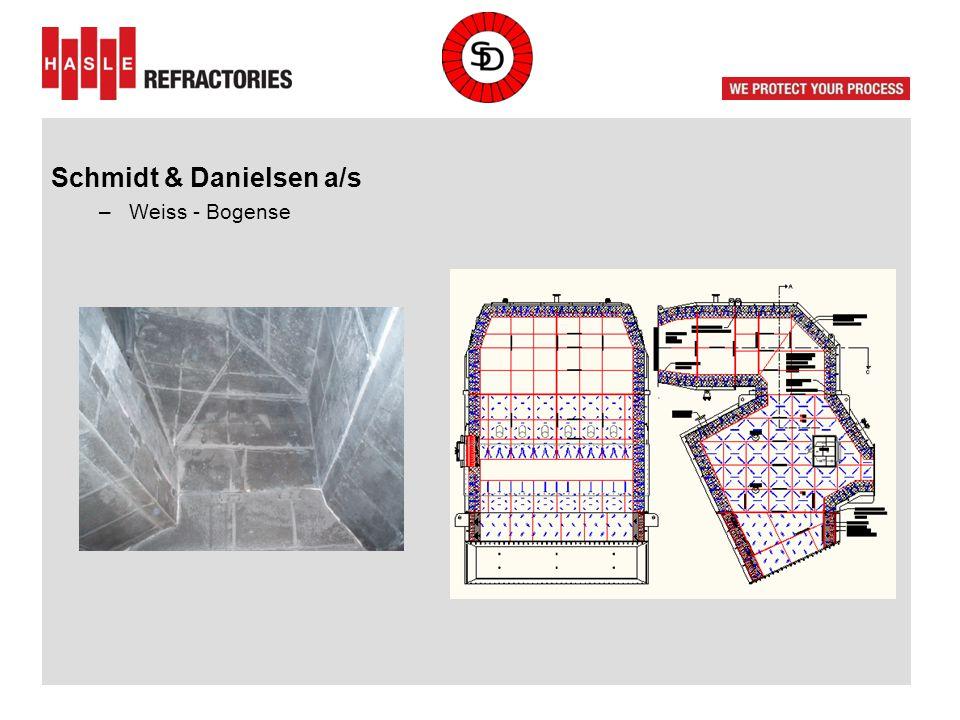 Schmidt & Danielsen a/s –Weiss - Bogense