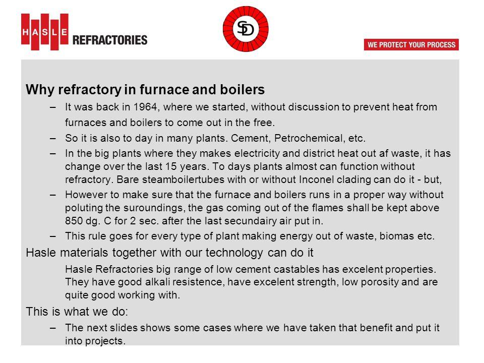 Waste incinerator TAS, Kolding.