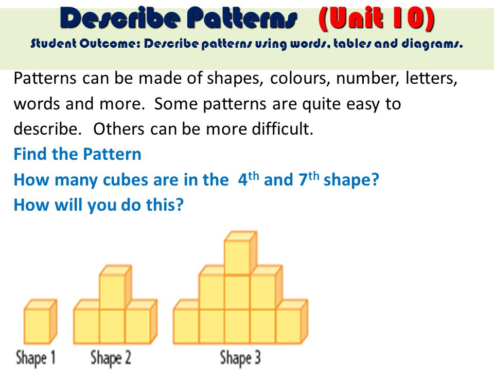 Describe a Graph to Solve a Problem Armand is four years old.