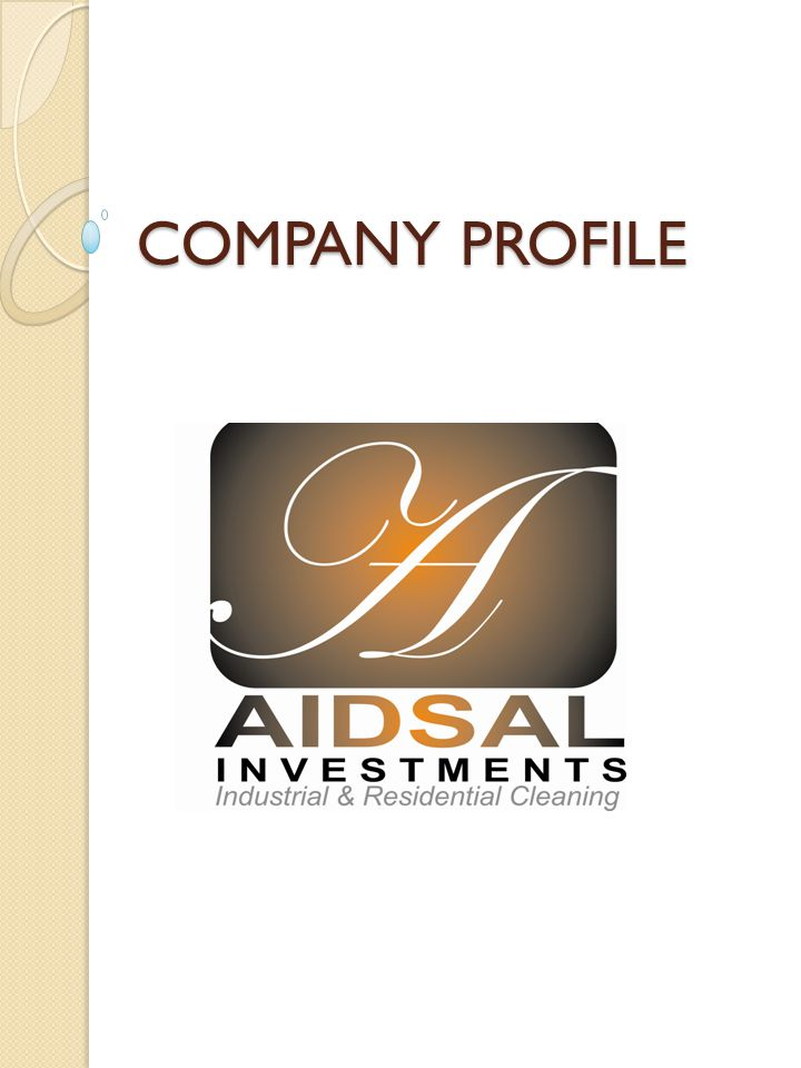 May 2011 The Head of Department ________________________ Dear Sir/Madam, LETTER OF INTRODUCTION We would like to introduce you to Aidsal Investments (Pvt) Ltd and allow you to evaluate the services we offer.