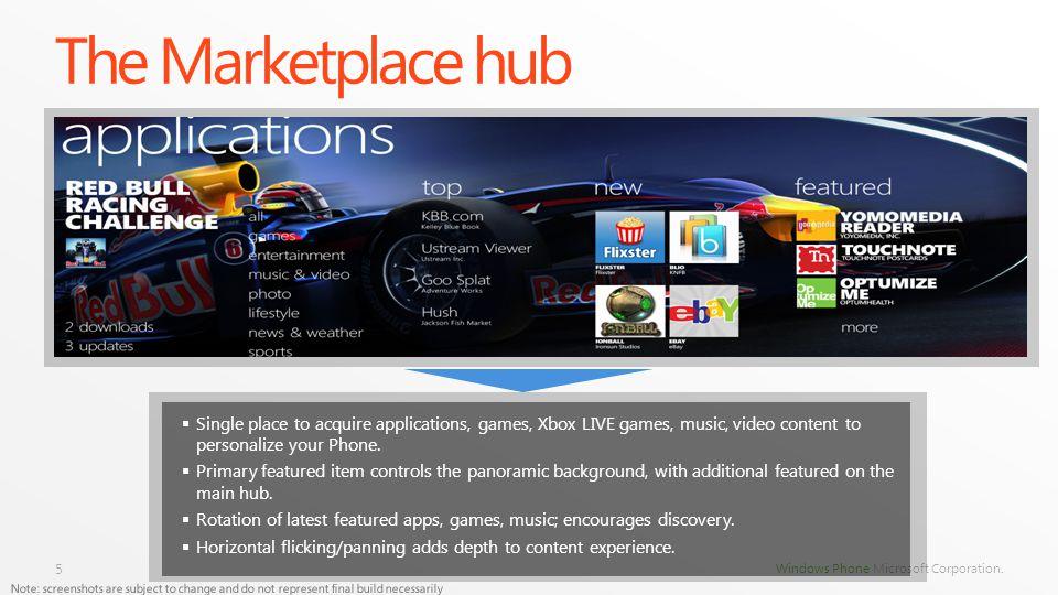 Windows Phone Microsoft Corporation.