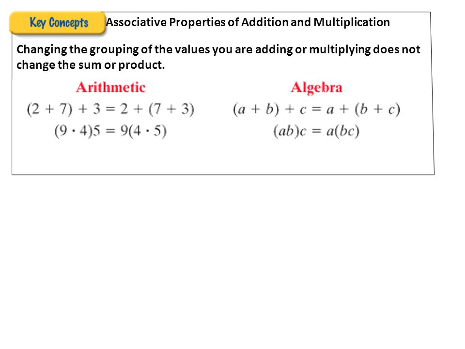 Objective 2: Using Addition to Solve Inequalities You can add the same number to each side of an inequality.