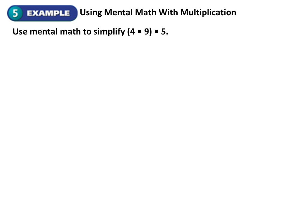 2-2 The Distributive PropertyObjective 1: Numerical Expressions Distributive Property To multiply a sum or difference, multiply each number within the parentheses by the number outside the parentheses.
