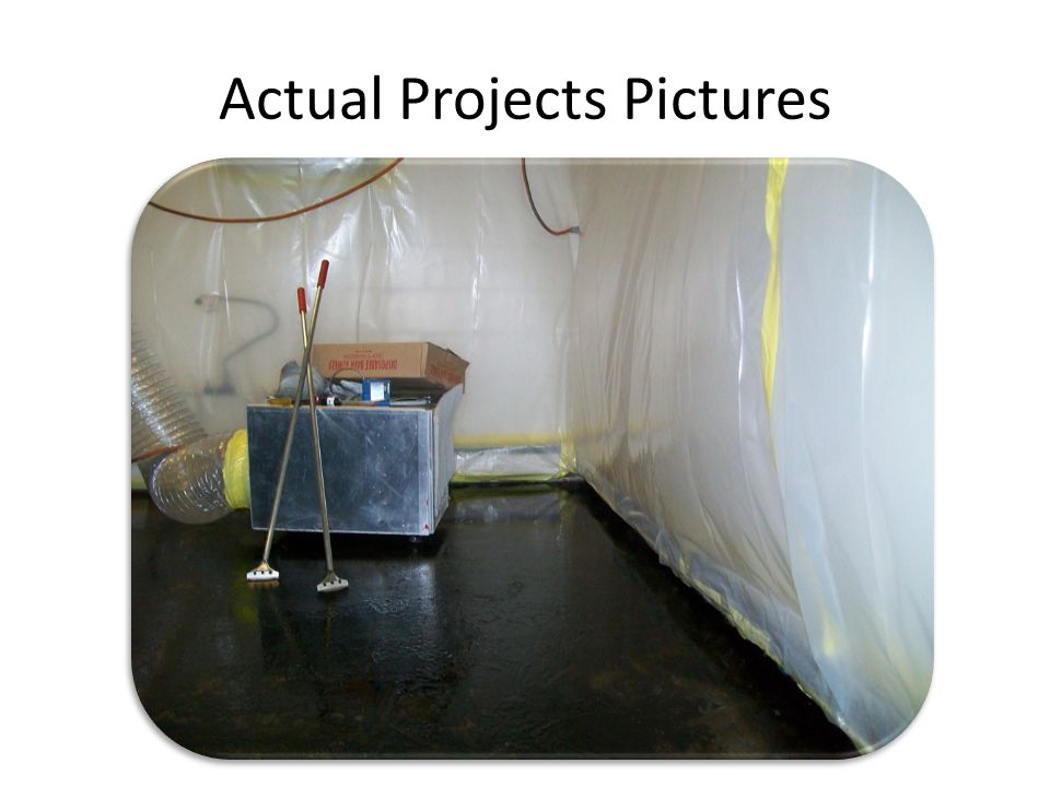 Actual Projects Pictures