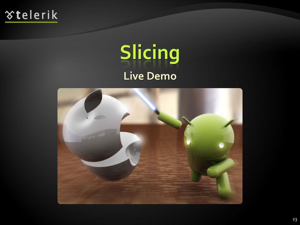 Live Demo 23