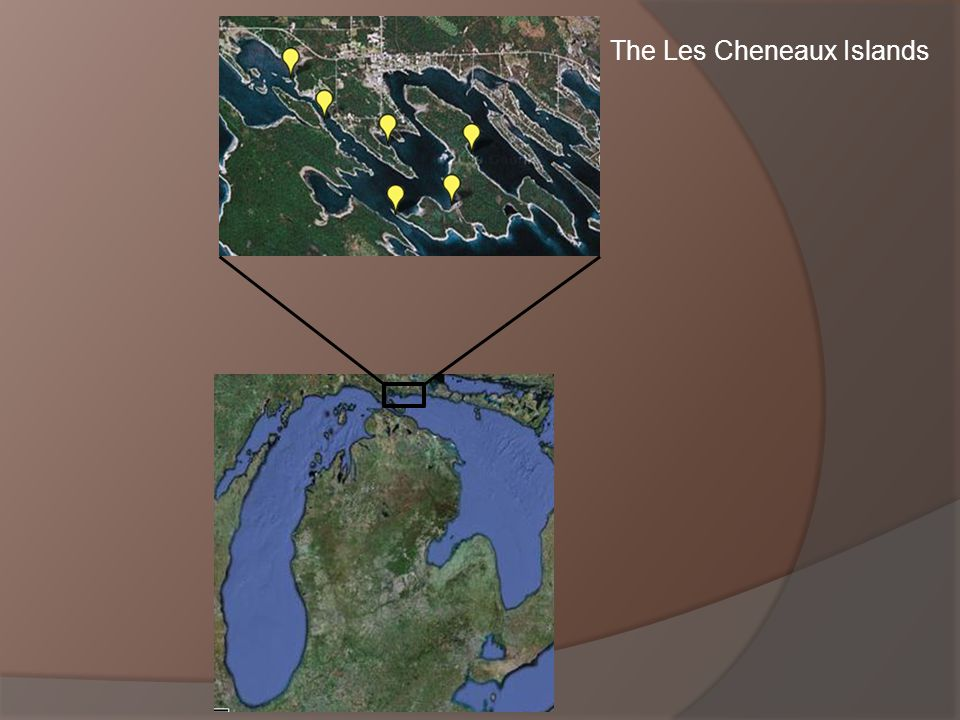 The Les Cheneaux Islands