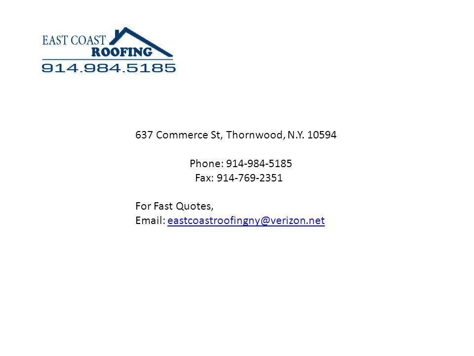 637 Commerce St, Thornwood, N.Y.