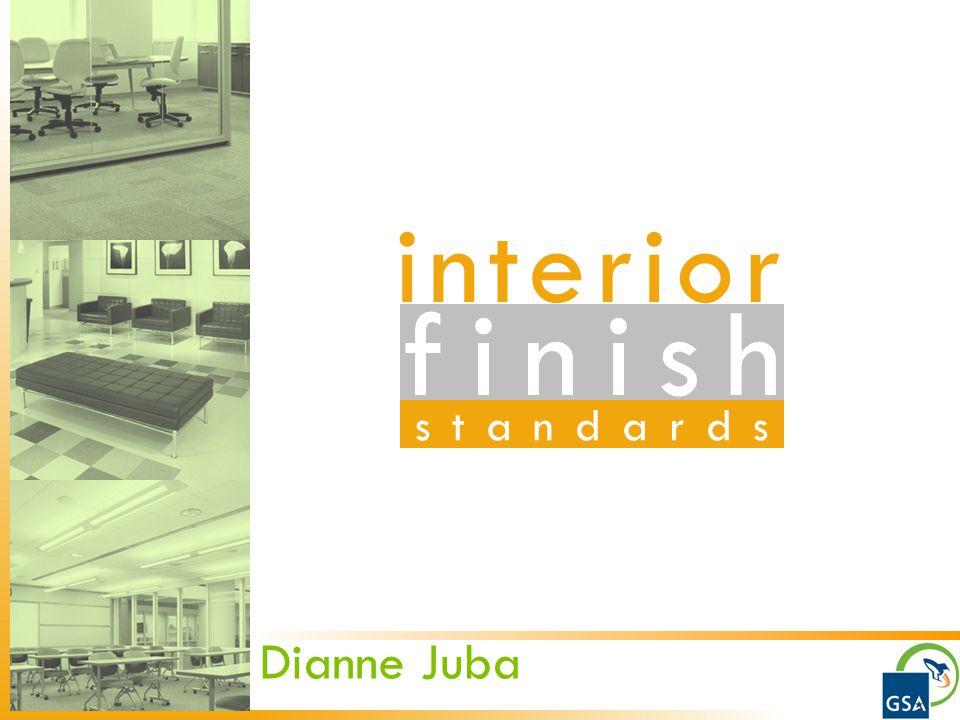 finish interior standards Interior Finish Standards Dianne Juba