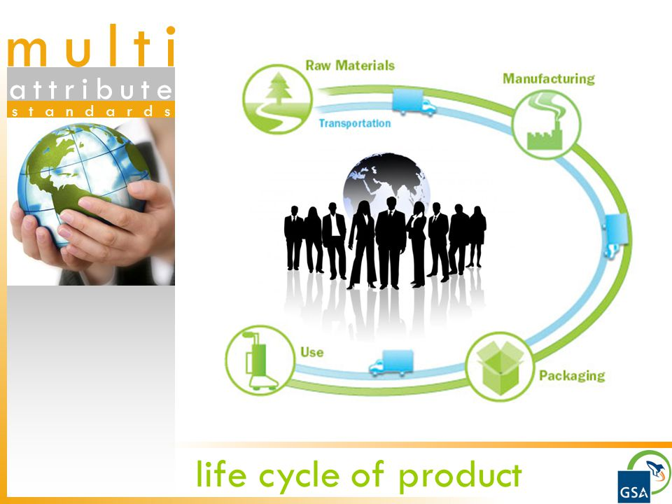 multi attribute standards life cycle of product