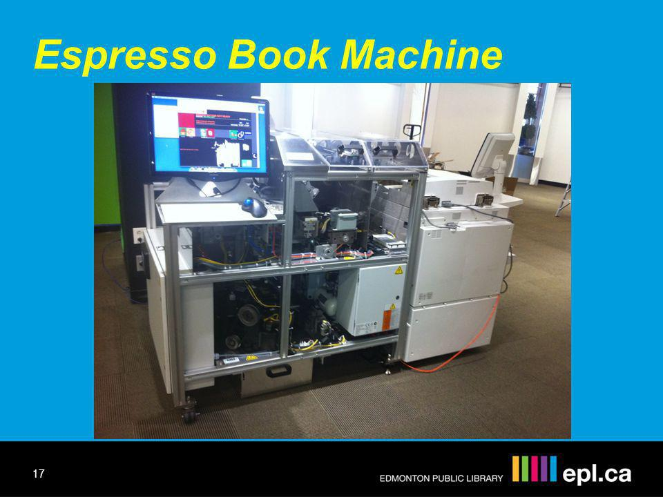 Espresso Book Machine 17