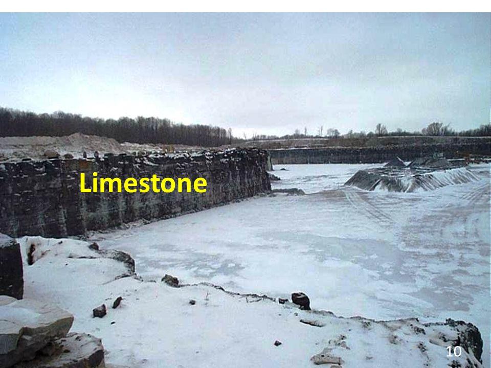 10 Limestone
