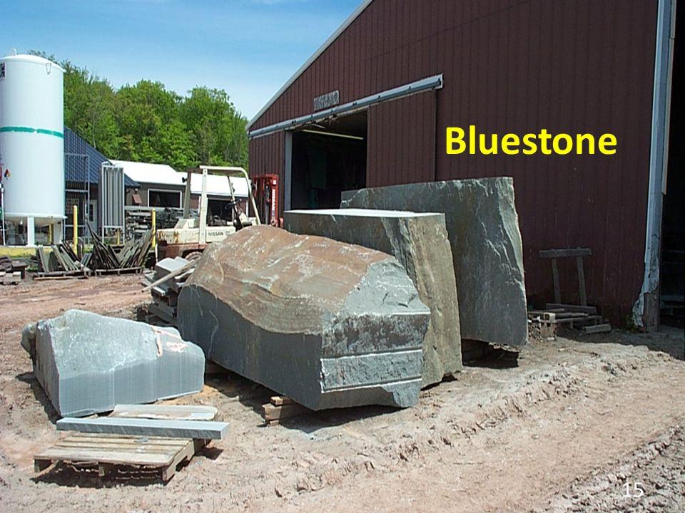 Bluestone 15